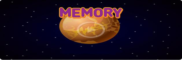 Memory Planet Game